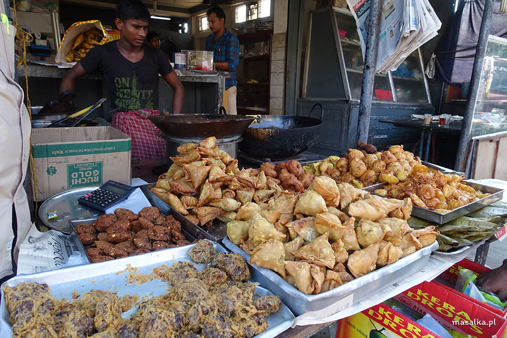 street food kerala