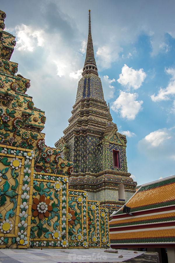 Kompleks świątynny Wat Pho w Bangkoku- zdjęcie 11