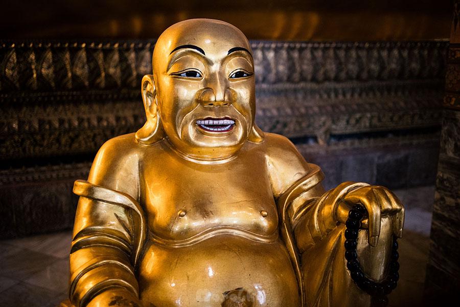 Kompleks świątynny Wat Pho w Bangkoku- zdjęcie 16