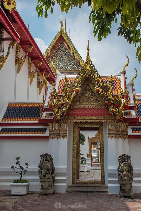 Kompleks świątynny Wat Pho w Bangkoku- zdjęcie 20