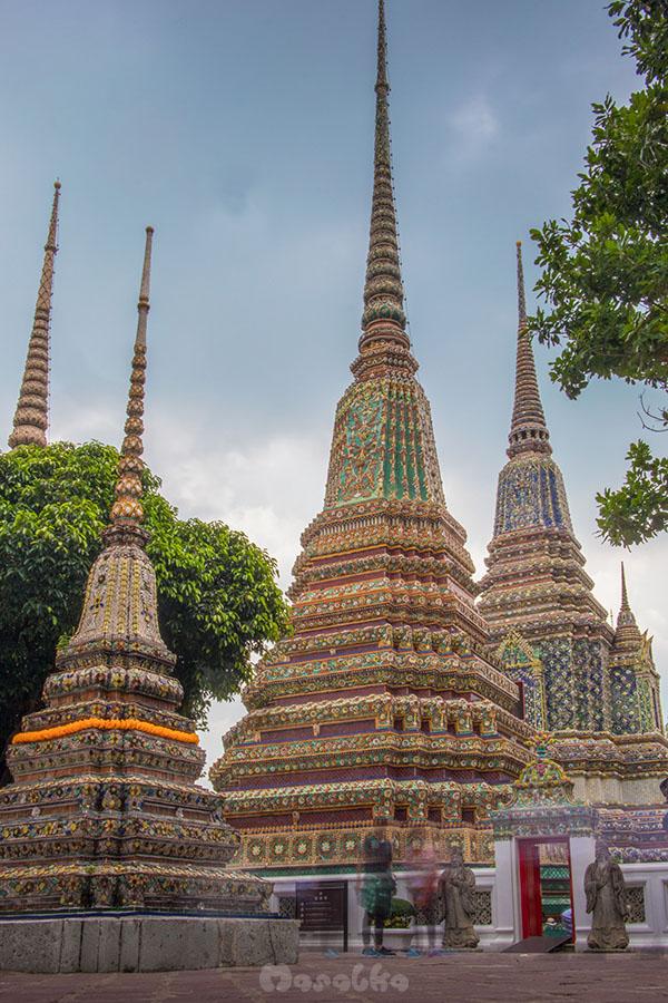 Kompleks świątynny Wat Pho w Bangkoku- zdjęcie 22