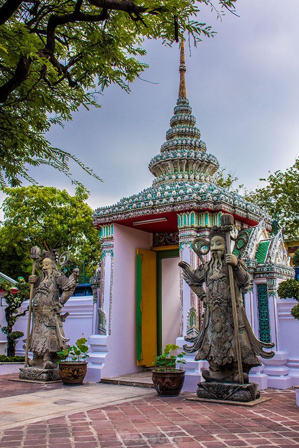Kompleks świątynny Wat Pho w Bangkoku- zdjęcie 3