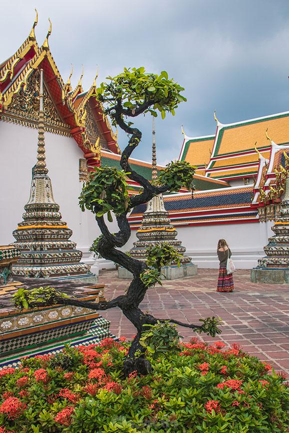 Kompleks świątynny Wat Pho w Bangkoku- zdjęcie 5