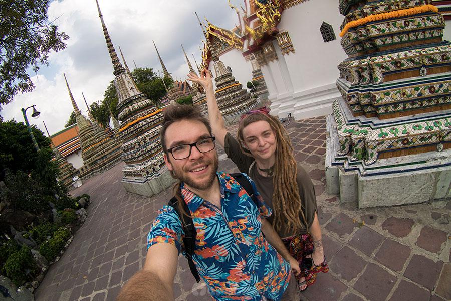 Kompleks świątynny Wat Pho w Bangkoku- zdjęcie 6