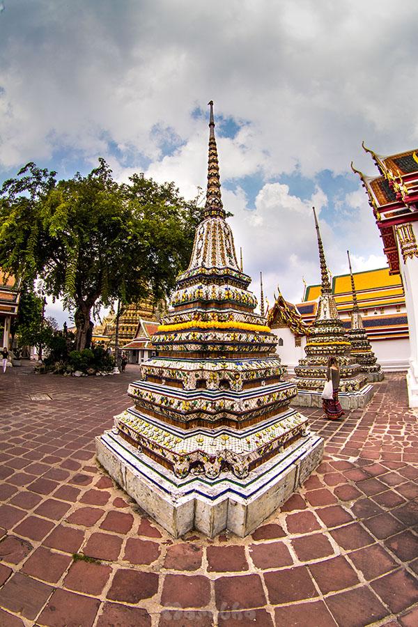 Kompleks świątynny Wat Pho w Bangkoku- zdjęcie 7