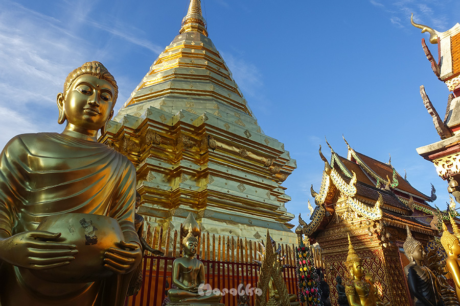 trekking do doi suthep