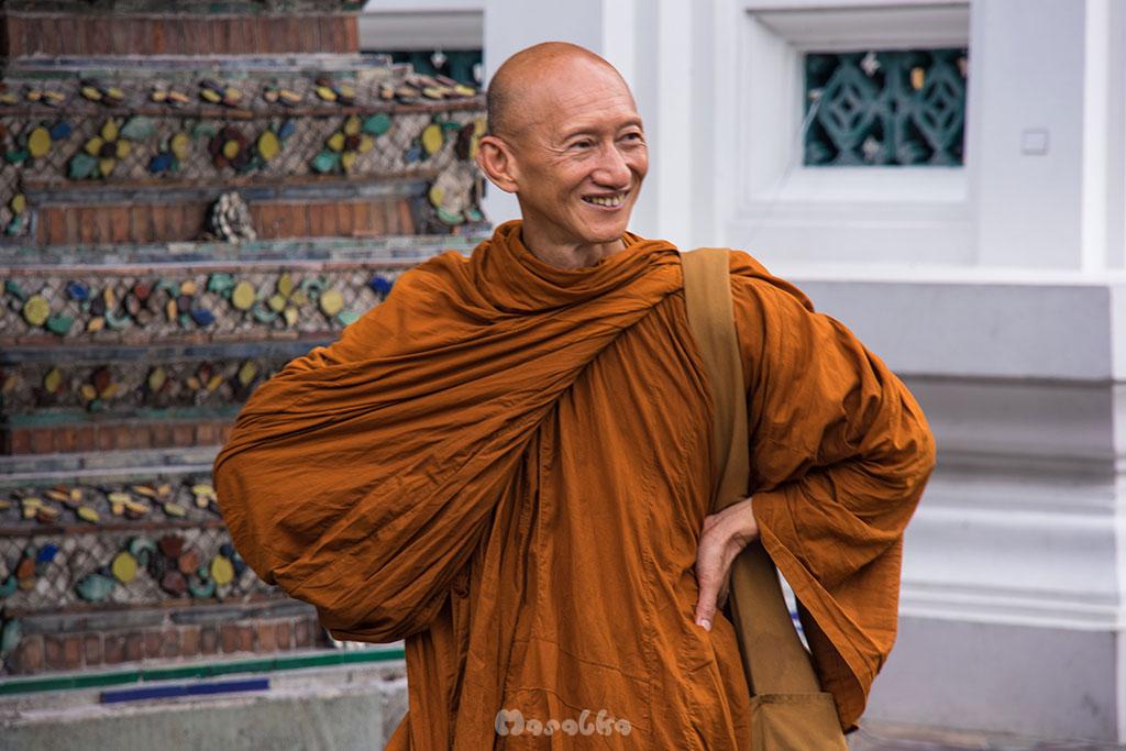 bangkok budżetowo mich buddyjski