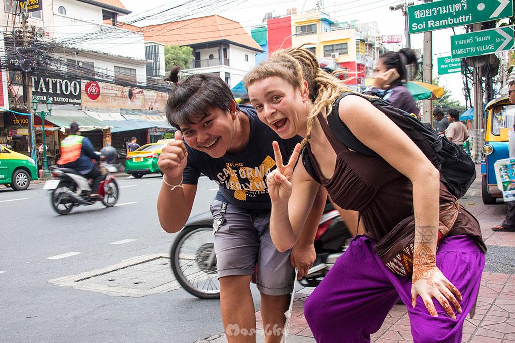 bangkok khao san i soi rambuttri