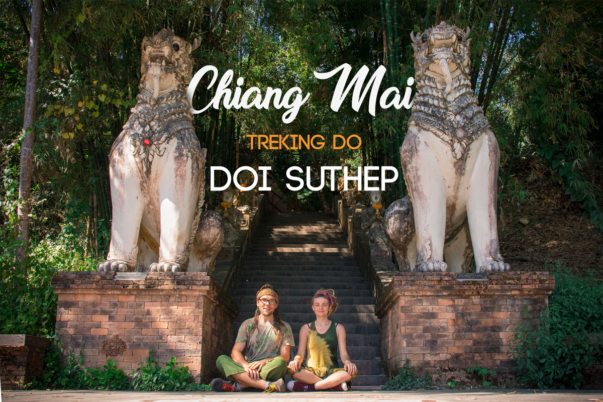 treking do doi suthep chaing mai