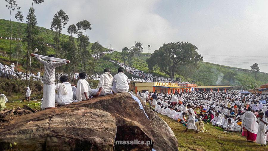 festiwal etti amman w górach nilgiri